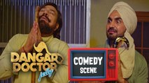 Dangar Doctor Jelly   Punjabi Movie   Comedy Scene   B N Sharma, Ravinder Grewal, Sardar Sohi