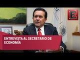 Ildefonso Guajardo y la renegociación del TLCAN