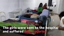 Dozens Of Indian Schoolgirls Beaten After Fighting Off Sexual Harassers