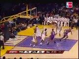 Lakers 122, Suns 115 (F)12-25-2007 Kobe Bryant scored 26 of