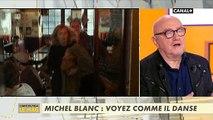 """Sur Canal Plus, Michel Blanc avoue qu'il ne tenait pas vraiment à faire """"Les Bronzés 3"""" - Regardez"""