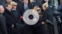 Héritage de Johnny Hallyday : bientôt un accord entre Laura Smet, David et Laeticia Hallyday ?