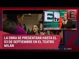 Luis Miguel Lombana habla del cierre de temporada de la obra '3 Días de Mayo'