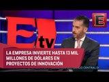 Fernando Cruz habla de los proyectos innovadores de Novartis