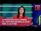 Natalia Sosa habla de su presentación DiferENTE