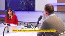 """Exposition au Prix Bayeux : """"Les fondamentaux du métier de reporter de guerre changent assez peu"""""""