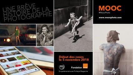 MOOC Une brève histoire de la photographie