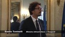 """La gaffe di Toninelli: """"Gli imprenditori italiani usano il tunnel del Brennero"""". Che ancora non c'è"""