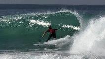 Adrénaline - Surf : La vague de Julian Wilson qui enflamme la première journée du Quiksilver Pro France 2018