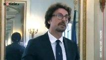 Danilo Toninelli e il misterioso Tunnel del Brennero   Notizie.it