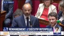 """Édouard Philippe soutient que le gouvernement """"ne transigera en rien sur les engagements pris"""" par Emmanuel Macron"""