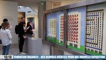 Fondation Vasarely : des œuvres inédites pour une nouvelle exposition