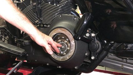 Harley-Davidson Twin Cam Big Twin Clutch Hub Adjustment Tool
