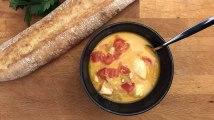 Recette : Soupe de poisson islandaise