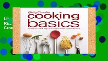 Library  Betty Crocker Cooking Basics: Recipes and Tips to Cook with Confidence (Betty Crocker