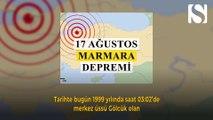 17 Ağustos Marmara Depremi (Tarihte Bugün - 17 Ağustos)