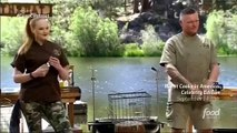 Cutthroat Kitchen S13 E13 Camp Cutthroat 2  Alton s Revenge  Heat One  Axe To Grind