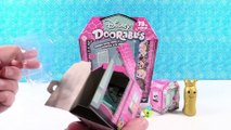 Paul vs Shannon Disney Doorables Challenge Blind Bag Toy Review _ PSToyReviews