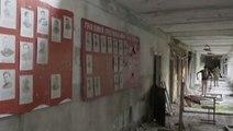 Exploring Village After Chernobyl Disaster