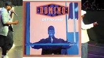 "Domino ""Ghetto Jam"" Live @ ""Summer Kick-Off"" Concert, Citizens Business Bank Arena, Ontario, CA, 06-03-2017"