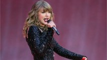 Taylor Swift Encourages Fans To Register To Vote