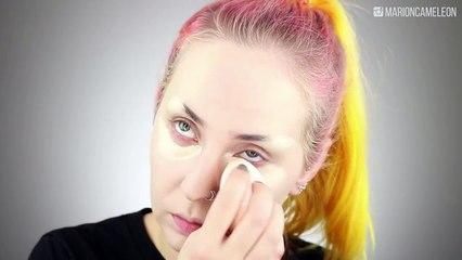 Mercredi Addams Possédée | Maquillage Halloween