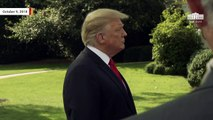 Trump Responds To UN Climate Report With Skepticism