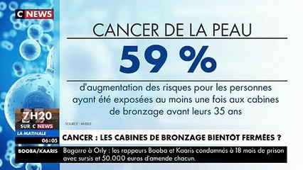 4e7f06c53a L'Agence nationale de sécurité sanitaire veut faire interdire en France les  cabines de bronzage | QuozTube