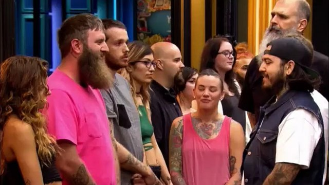 Ink Master  - S11E07 - No Wasted Space - October 10, 2018 || Ink Master - S11 Ep.7 || Ink Master (10/10/2018)