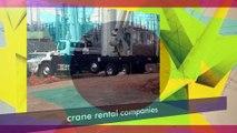 Crane Rental Company, Crane Repair Services,Crane Rentals Near me  -VA Crane Rental