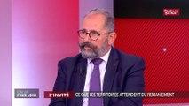 Collectivités locales : Philippe Laurent demande  « une plus grande autonomie fiscale »