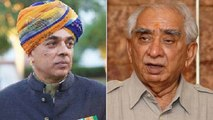 Rajasthan Election 2018: BJP Veteran Jaswanth Singh's Son Manvendra to Join Congress वनइंडिया हिन्दी