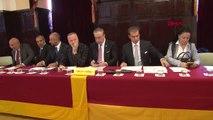 Spor Galatasaray'ın Divan Kurulu Toplantısı Başladı