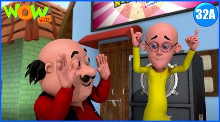 Motu Patlu in Hindi | Dance Competition| Cartoon for Kids | Wow Kidz