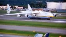 Décollage du plus gros avion du monde !