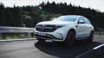 Der neue Mercedes-Benz EQC Highlights