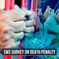 SWS: Less than 50% of Filipinos want death penalty for 7 drug-related crimes