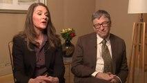 Bill and Melinda Gates Backing Symptom-Checking Tool