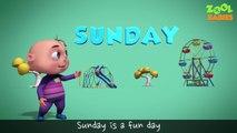Days Of The Week Song | Days Of The Week Song For Children | Days Of The Week Song For Kids