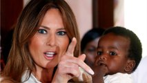 Melania Trump Says She's Blackballed By Groups She Wants To Work With Because Of Her Husband