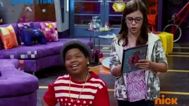 Game Shakers S01E13 - Party Crashers