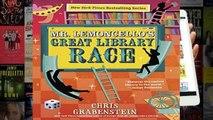 F.R.E.E [D.O.W.N.L.O.A.D] Mr. Lemoncello s Great Library Race (Mr. Lemoncello s Library) [P.D.F]
