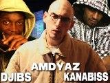 CLIP STUDIO AMDYAZ feat DJIBS ET KANABISS