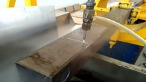 Fast Extreme Water Jet Cutter Machine Working, Modern Technology Waterjet Cutting Compilation