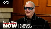 """Andrew Dice Clay describes his new """"reality show"""" podcast as a 'Dice-cast'"""