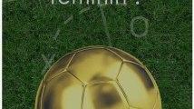Quelle footballeuse remportera le premier Ballon d'or féminin?