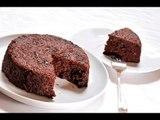 Pastel de chocolate en microondas - Microwave Chocolate Cake - Pastel de microondas