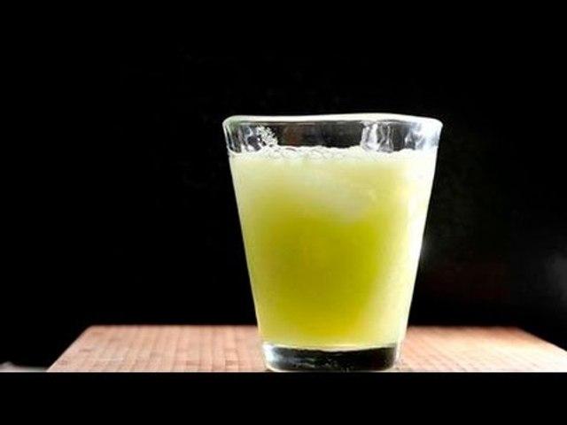 Agua de pepino - Cucumber Water