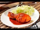 Pollo enchilado - Spicy Chicken Recipe
