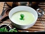 Crema de chayote - Cream of Chayote